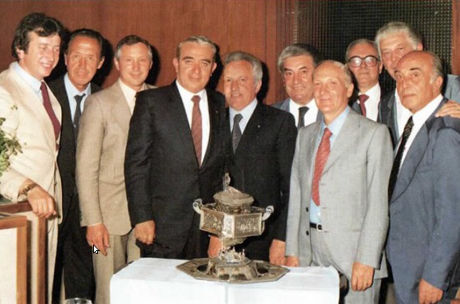 La consegna della Coppa Italia Dilettanti all' A.S. Cittadella