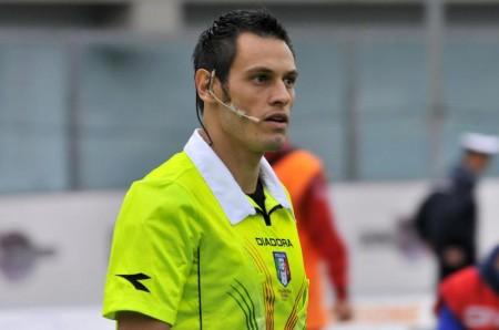 Maurizio Mariani, 3 le direzioni coi granata nella scorsa stagione.