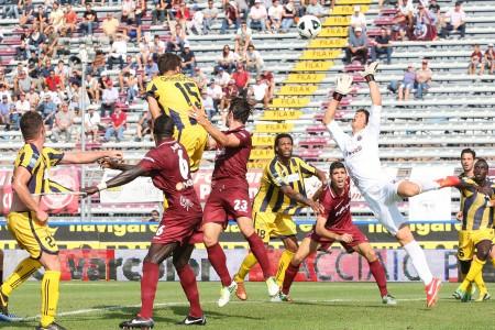 Al Tombolato fu 2 a 0 per i campani.