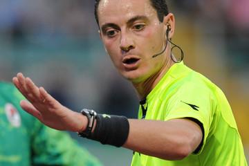 Riccardo Pinzani di Empoli. L'anno scorso ha fischiato nei derby veneti a Padova e Vicenza.