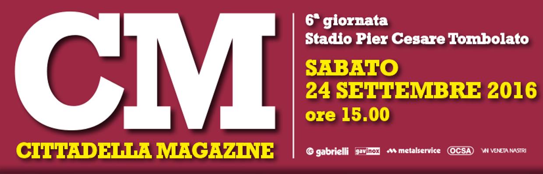 CittaMagazine 6ª giornata