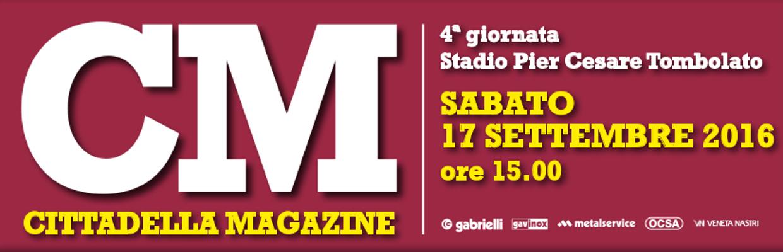CittaMagazine 4ª giornata