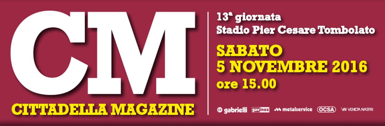 CittaMagazine 13ª giornata