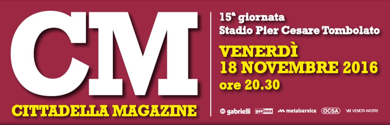 CittaMagazine 15ª giornata