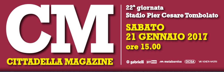 CittaMagazine 22ª giornata