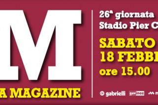 CittaMagazine 26ª giornata