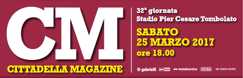 CittaMagazine 32ª giornata