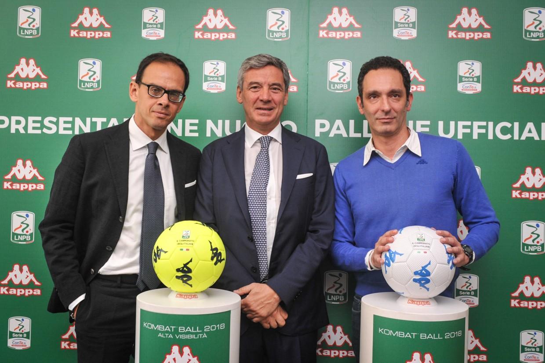 Presentazione nuovo pallone ufficiale LNPB