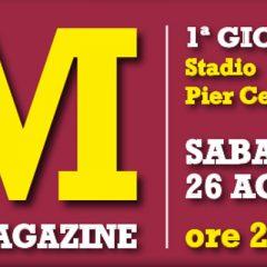 CittaMagazine 1ª giornata