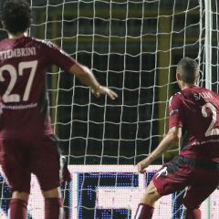 Cittadella – Perugia, è 1 a 1!