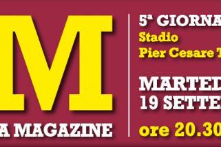 CittaMagazine 5ª giornata