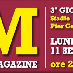 CittaMagazine 3ª giornata