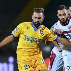 Frosinone – Cittadella 2 – 1