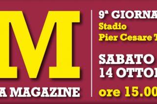 CittaMagazine 9ª giornata