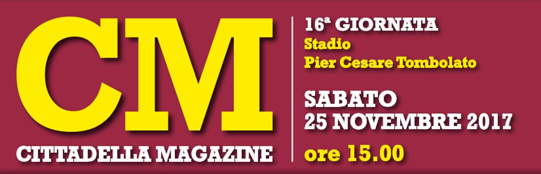 CittaMagazine 16ª giornata