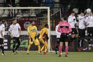 Pro Vercelli – Cittadella 1 – 2