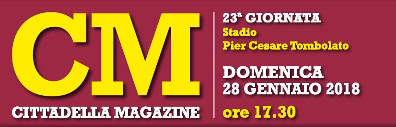 CittaMagazine 23ª giornata