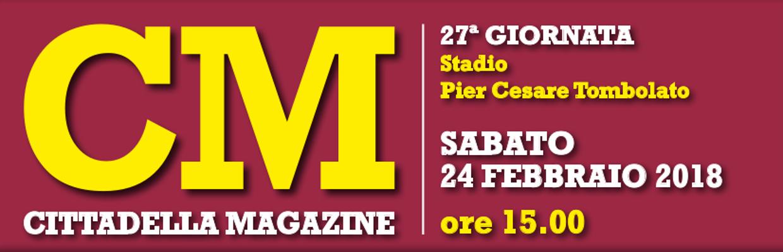 CittaMagazine 27ª giornata