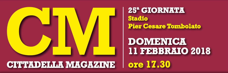 CittaMagazine 25ª giornata