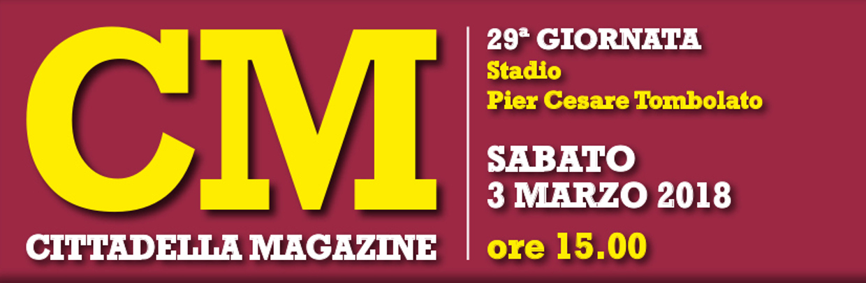 CittaMagazine 29ª giornata