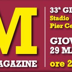 CittaMagazine 33ª giornata