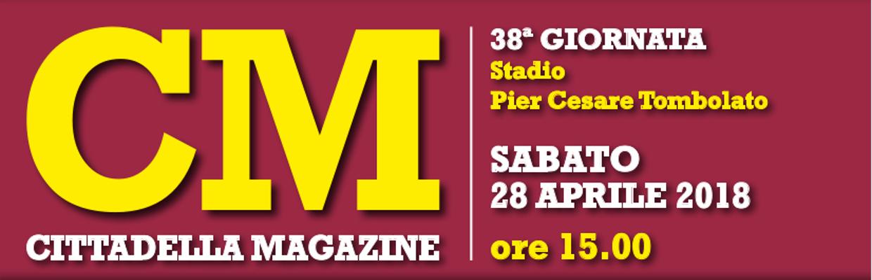 CittaMagazine 38ª giornata