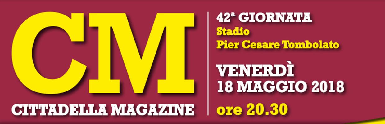 CittaMagazine 42ª giornata