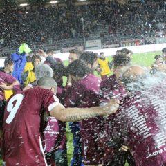 2016 – vittoria Lega Pro