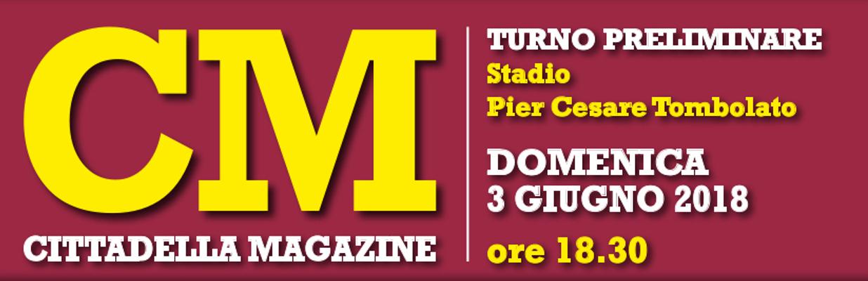 CittaMagazine Playoff