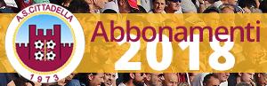 Abbonamenti 2018