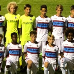 Under 14, trionfo a Nove!