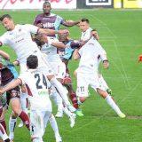 Citta sconfitto a Salerno