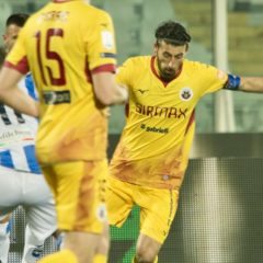 Pescara – Cittadella 1 – 2