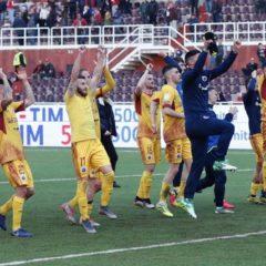 Trapani – Cittadella 0 – 3