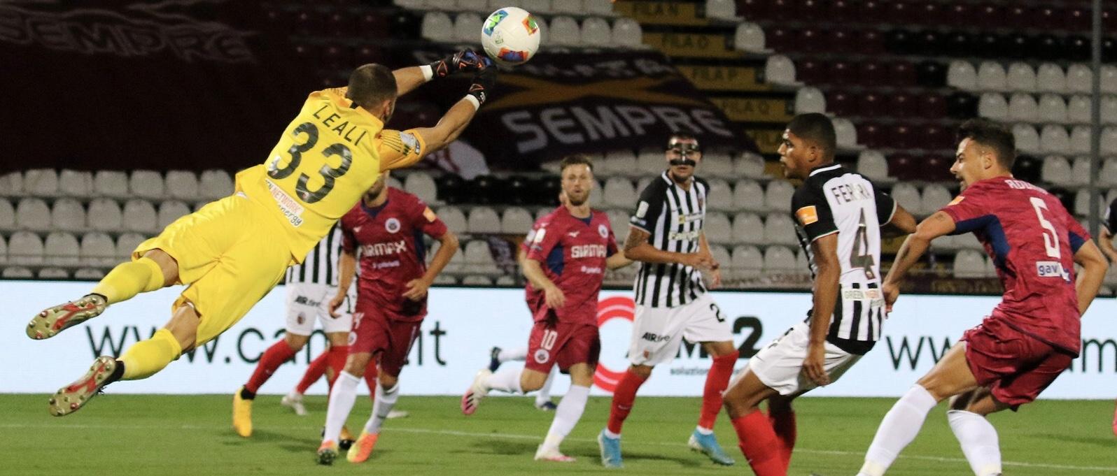 Cittadella – Ascoli 1 – 2