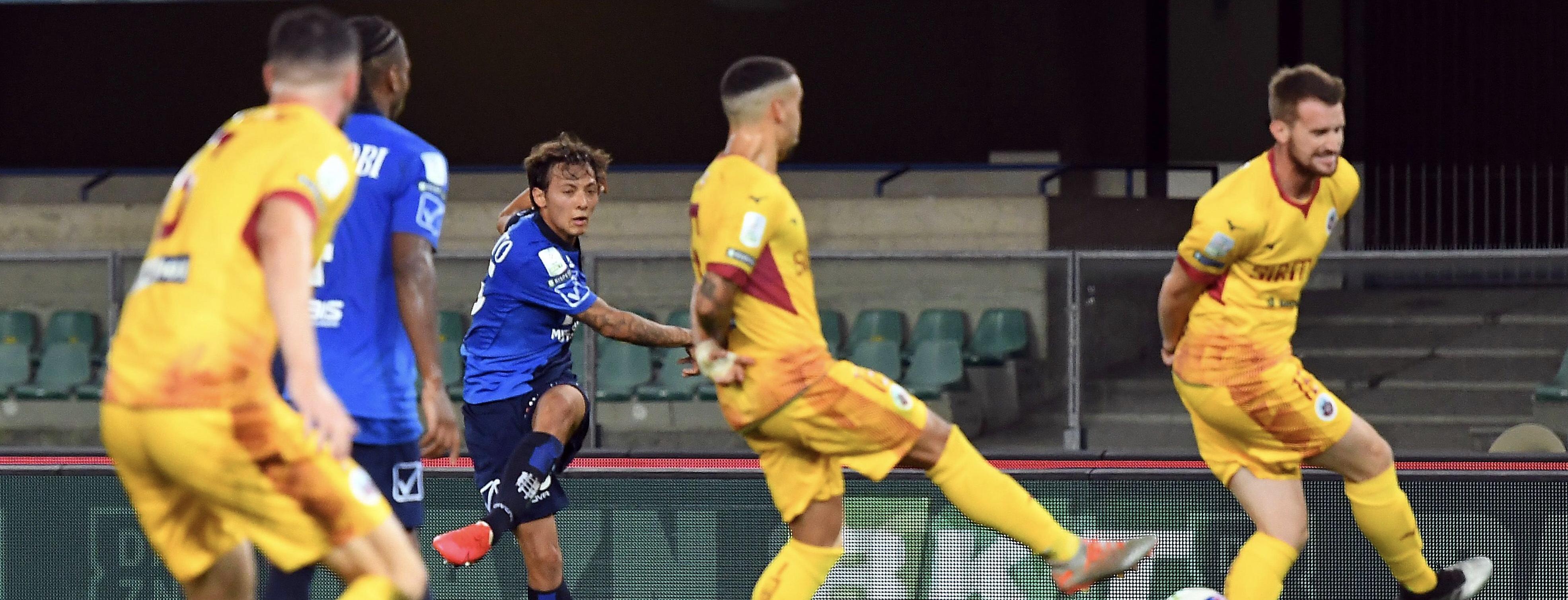 Chievo – Cittadella 4 – 1