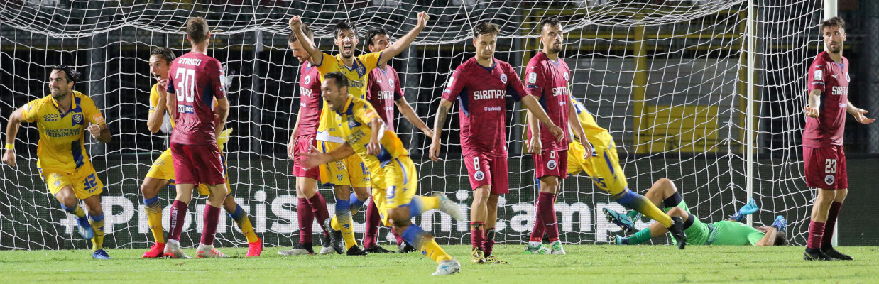 Cittadella – Frosinone 2 – 3