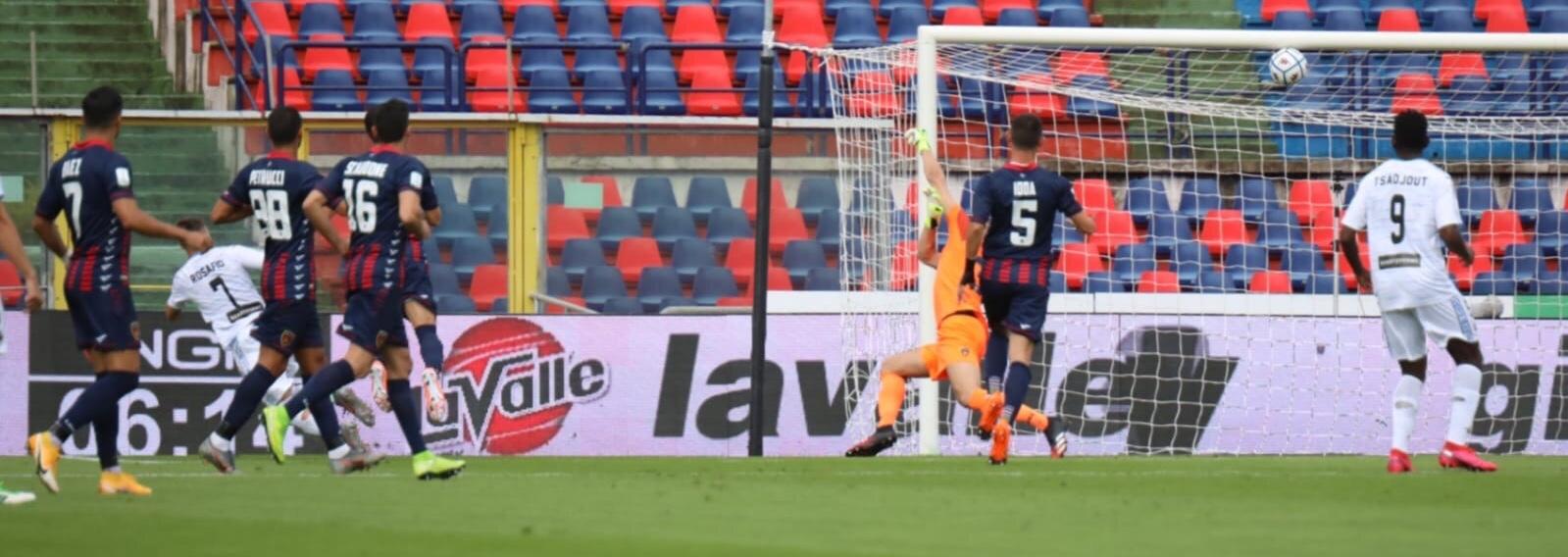 Cosenza – Cittadella 1 – 1
