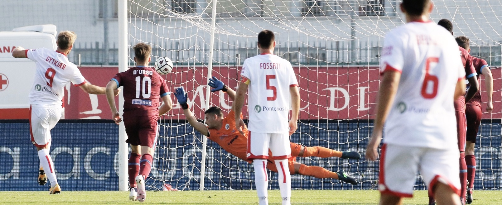 Cittadella – Monza 1 – 2
