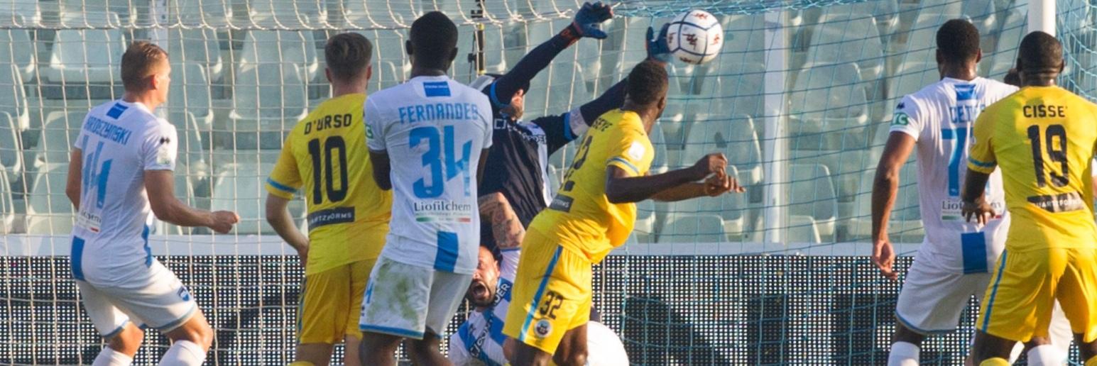 Pescara – Cittadella 3 – 1