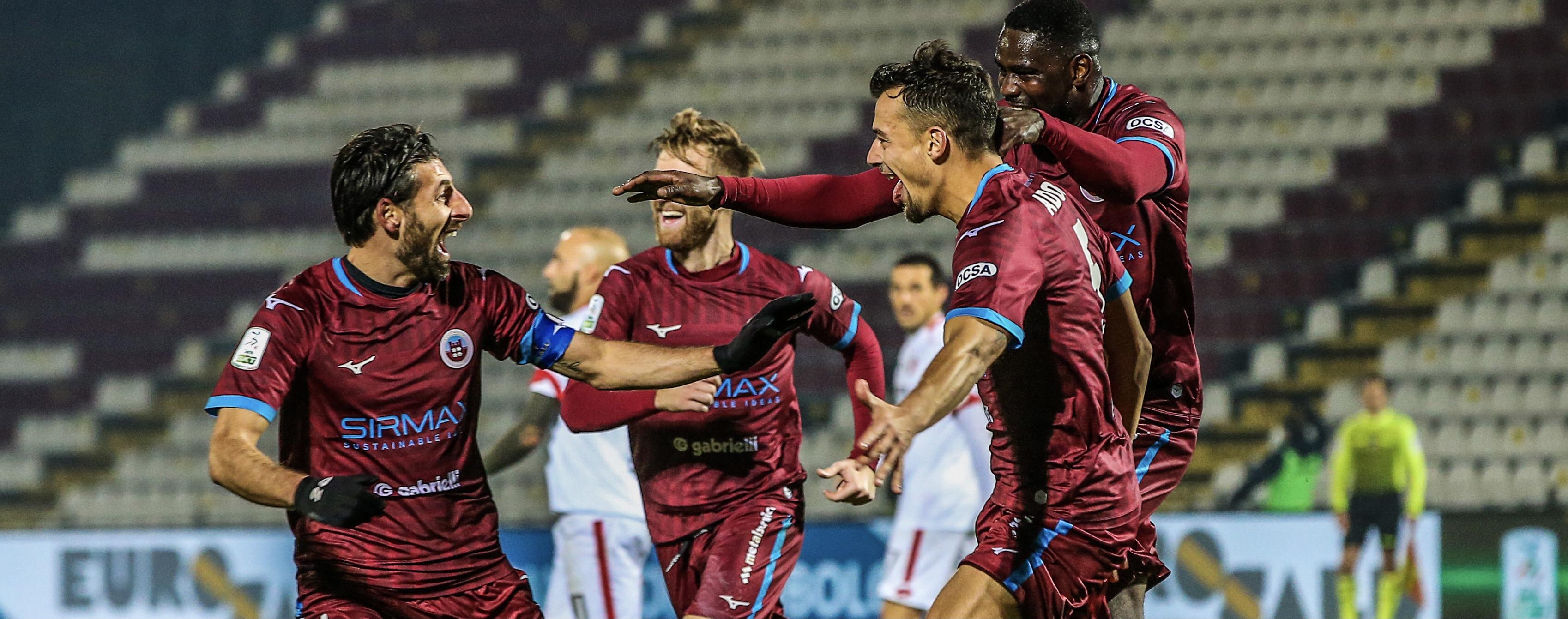 Cittadella – LR Vicenza 3 – 0