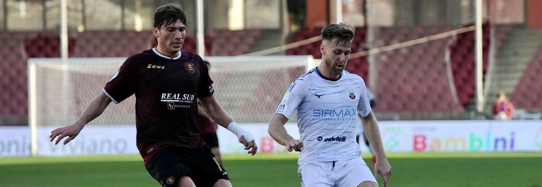 Salernitana – Cittadella 1 – 0