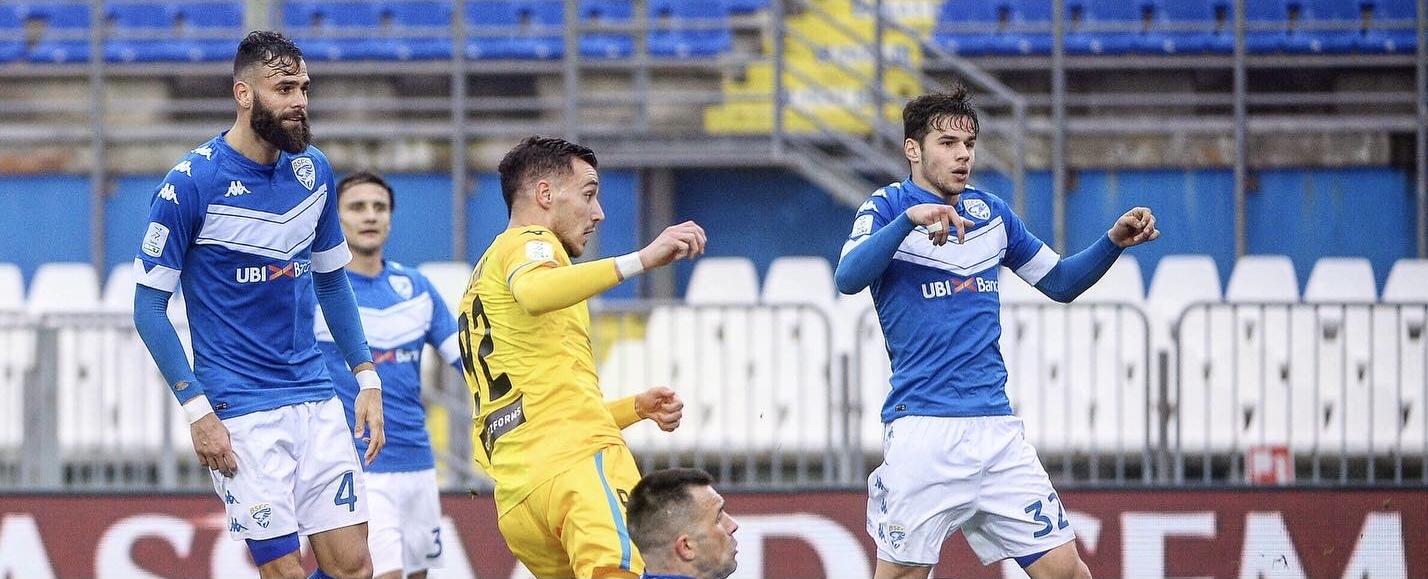 Brescia – Cittadella 3 – 3