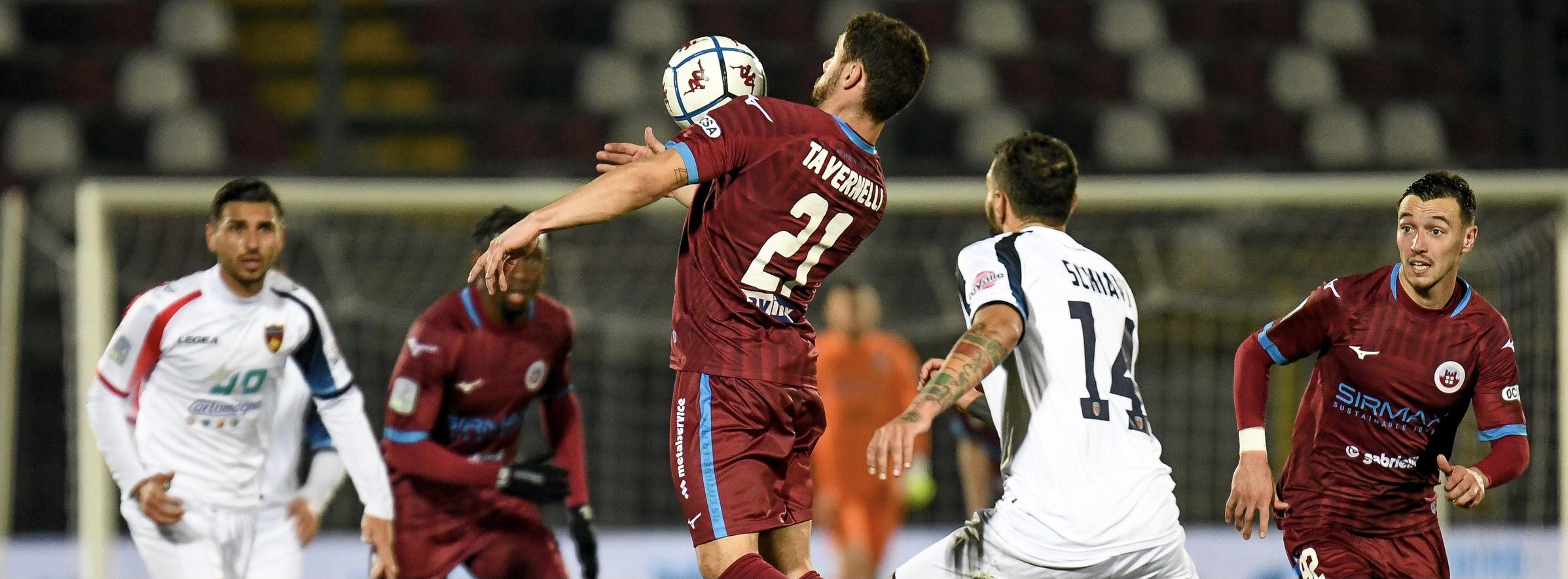 Cittadella – Cosenza 1 – 1