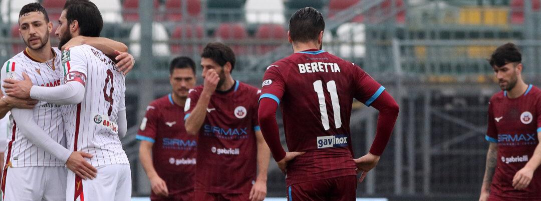 Cittadella – Reggiana 0 – 3