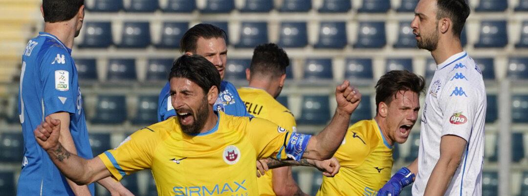 Empoli – Cittadella 1 – 1