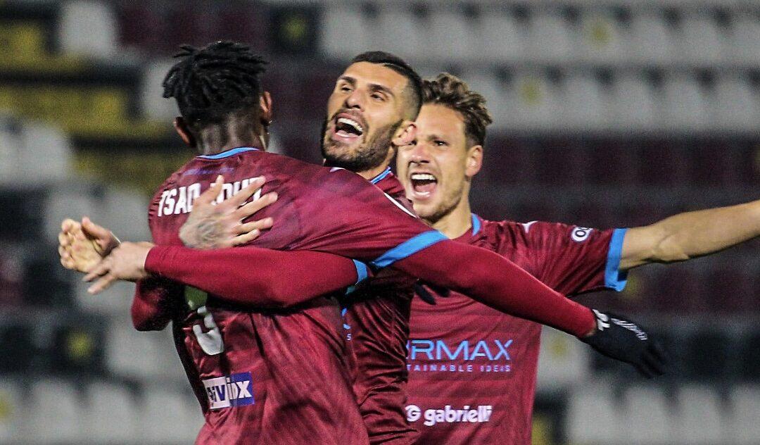 Cittadella – Pisa 2 – 0