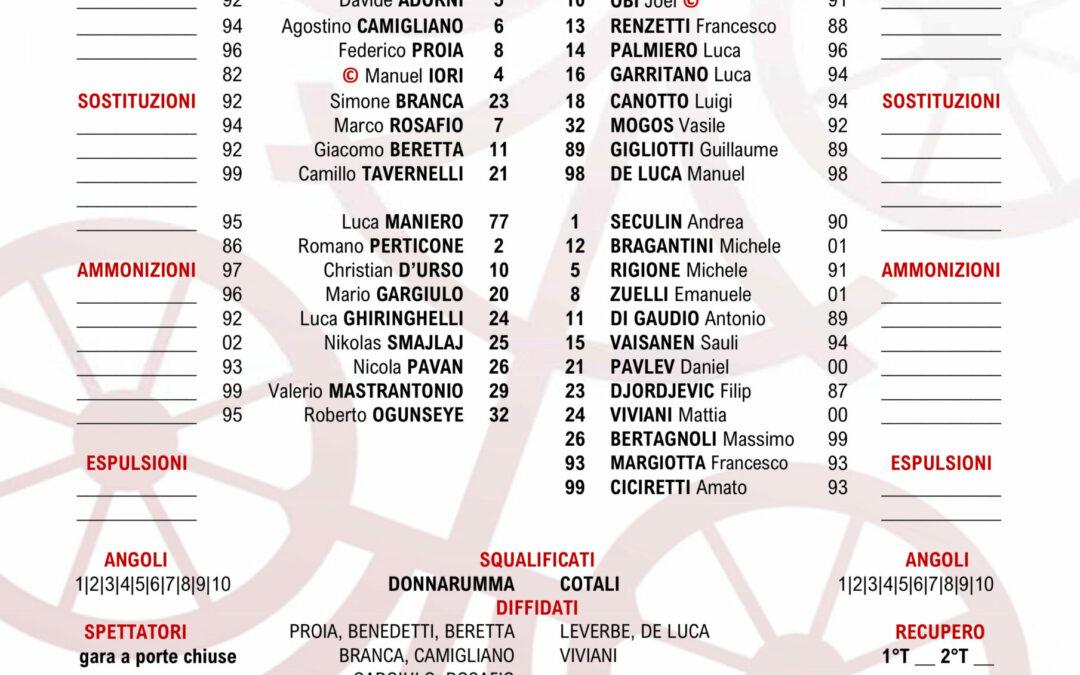 Cittadella | Chievo