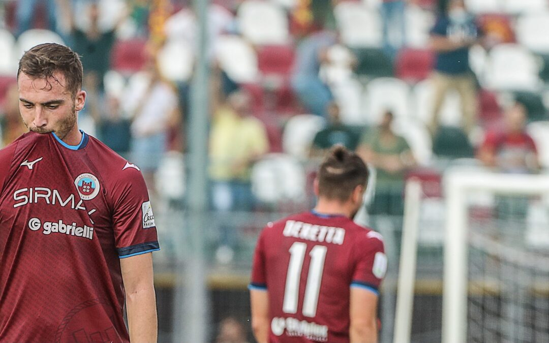 Cittadella – Lecce 1 – 2