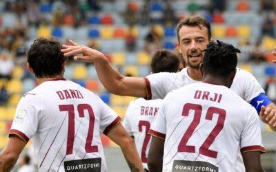 Frosinone – Cittadella 0 – 1
